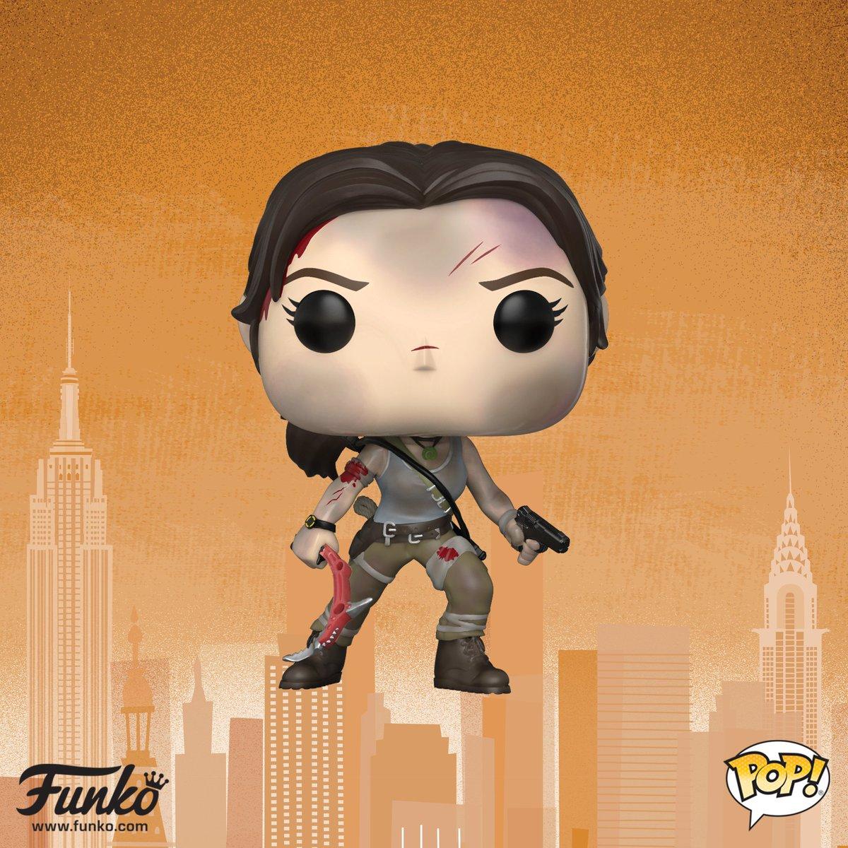 Toy Fair New York Reveals: Lara Croft! #...