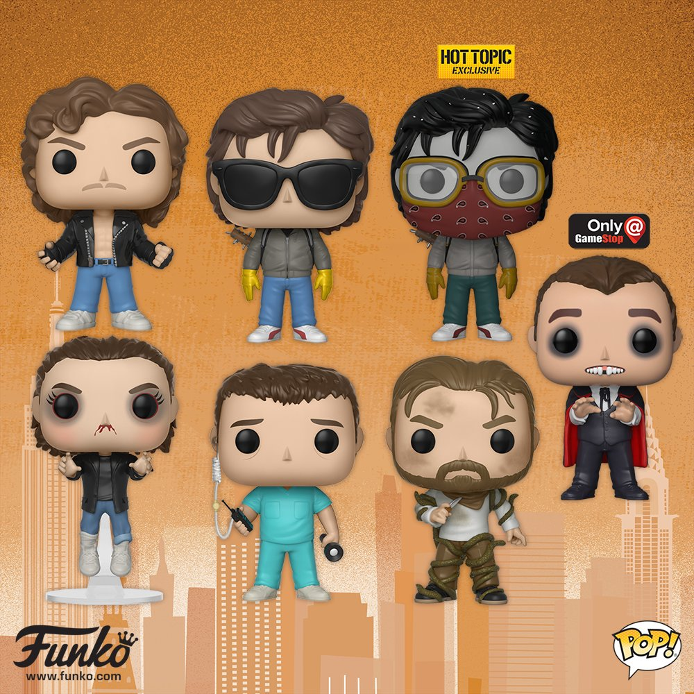 Toy Fair 18 Check Out New Funko Pops For Black Panther