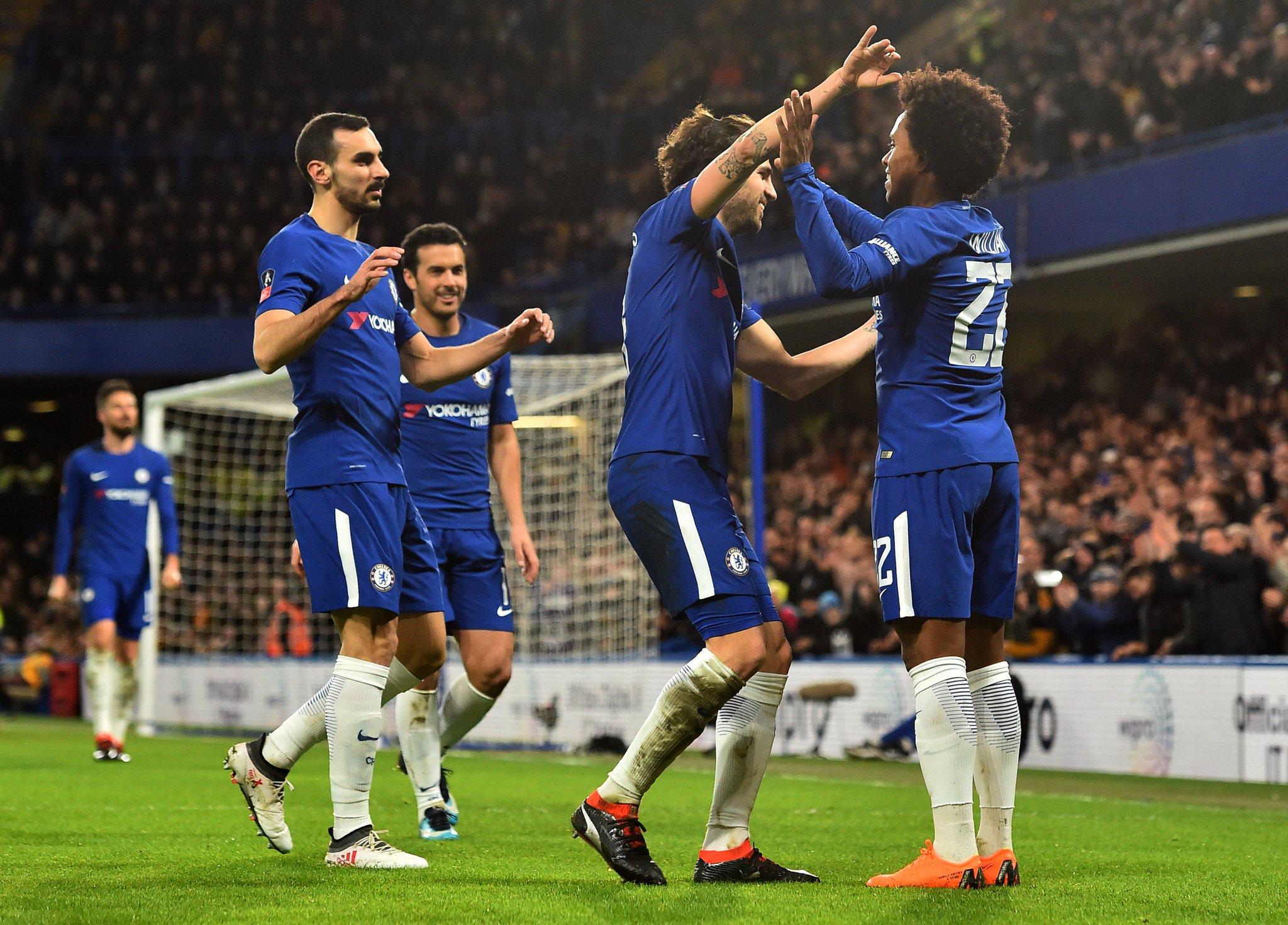 Chelsea vs Hull City 0-4 Highlights & Goals Video