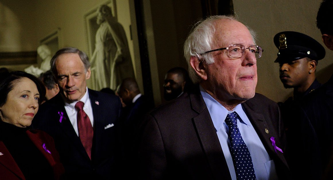 Sanders silent on claim that Russians backed him in 2016 https://t.co/6YBDNeGV9b