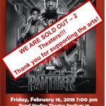 We are excited to view and discuss #BlackPantherMovie with everyone tonight!  #CJADeltas #DST1913 #TheEAST