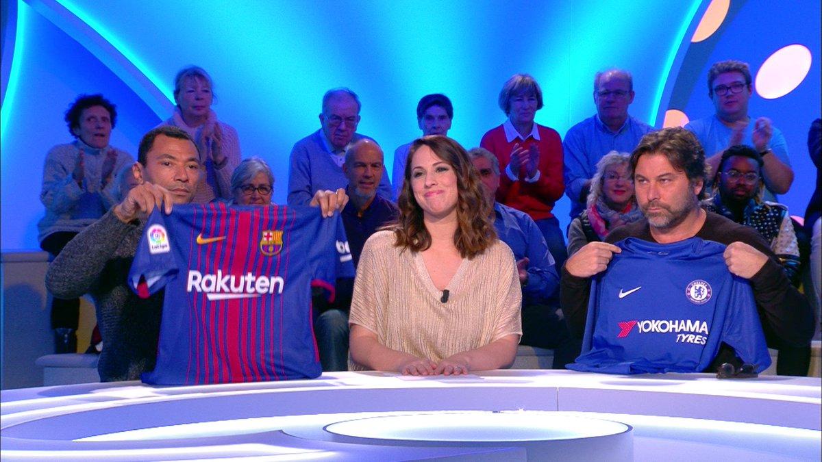 [Follow+RT+Tweetez] Tentez de remporter le maillot du Barça ou de Chelsea avec #ADLS. Bonne chance !