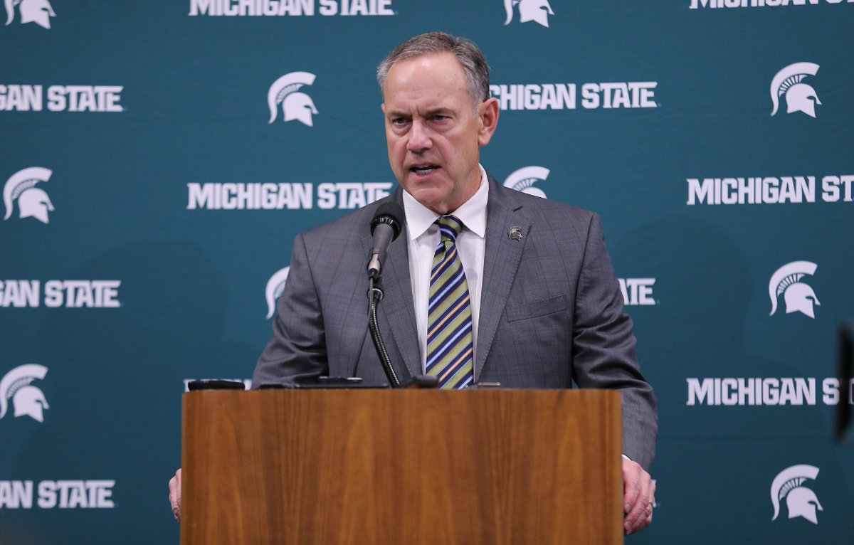Mark Dantonio's annual 1-year contract extension approved amid scandal surrounding Michigan State, per @espn https://t.co/Z6DWw4M4Ut