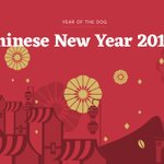 Image for the Tweet beginning: Happy Chinese New Year! Today