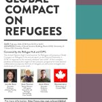 Image for the Tweet beginning: Great event at @uOttawa! Roundtable