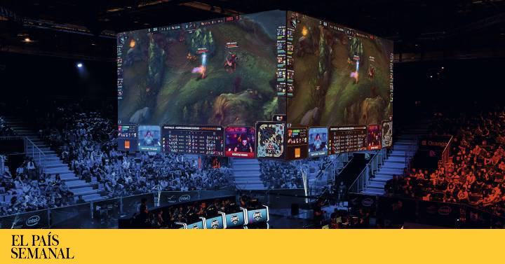The rise of esports is a virtual reality...