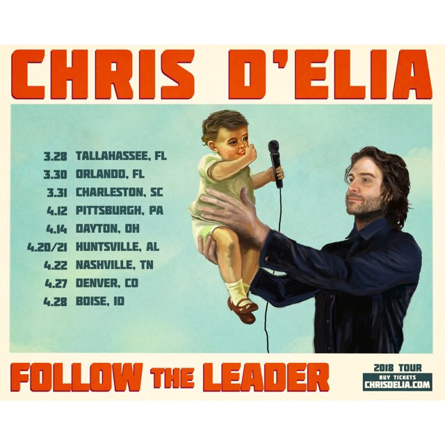 Tickets to the first leg of my tour are now on sale! Go to https://t.co/foRS6RdwMQ to get them! #FollowTheLeaderTour https://t.co/ZugRvvb9mH