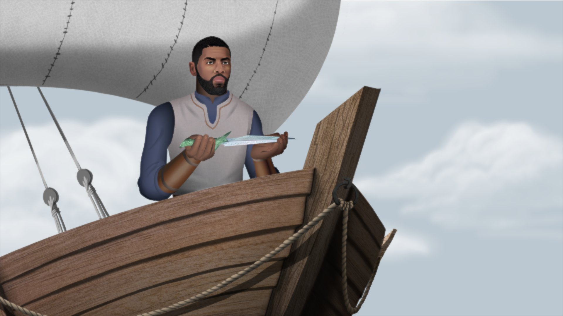 �� GAME OF ZONES ALL-STAR SPECIAL ��  Kyrie bids farewell to Cleveland and heads for the edge of the world �� https://t.co/bZUJQ2IQGo