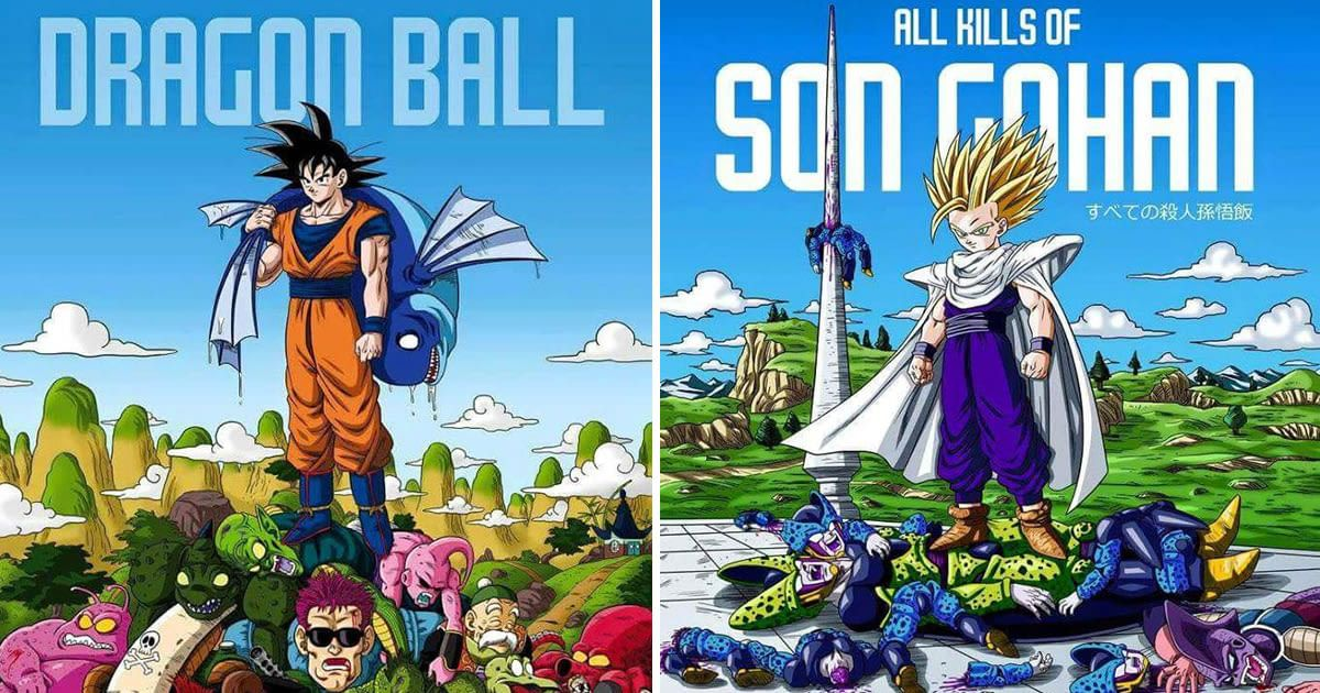 9gag On Twitter Dragon Ball Body Counts Httpstcopzfh1izkja