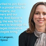 We are excited to welcome Colleen Langevin as our new Chief Marketing Officer at Epicor. Colleen brings over 20 years of proven executive experience cultivating customer-driven marketing and building global brands. https://t.co/10LyWTbbnp
