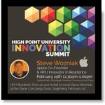Did you get a ticket? We'll see you on Monday! #HPU365 #HPUFamily #HPUInnovator #TheWoz