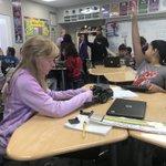 5th grade coding in process.