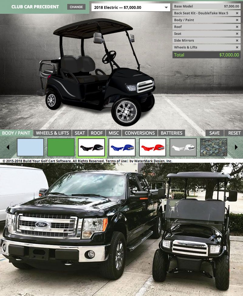 Build Your Golf Cart on Twitter: