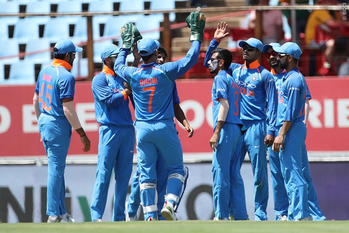 Remarkable innings by @imVkohli to get to his 35th ODI century. Congratulations #TeamIndia on winning an ODI series for the first time in South Africa. Great achievement 🇮🇳 #SAvIND