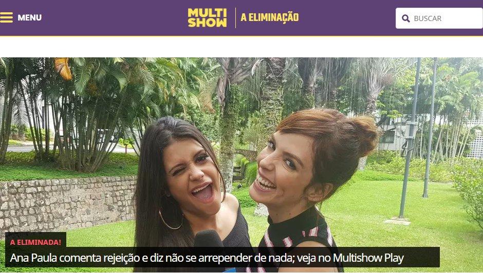 O que tem hoje no #BBB18? O famoso paredão! Aproveita e faz um esquenta conferindo as entrevistas com quem já saiu da casa mais vigiada do Brasil! ;)  https://t.co/hz5OQrVqCP