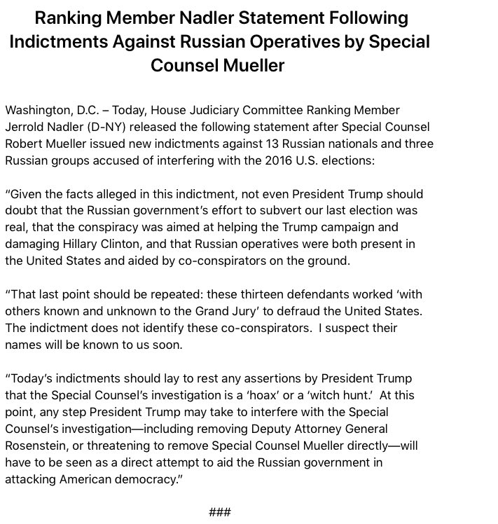 House Judiciary Dems on Twitter: