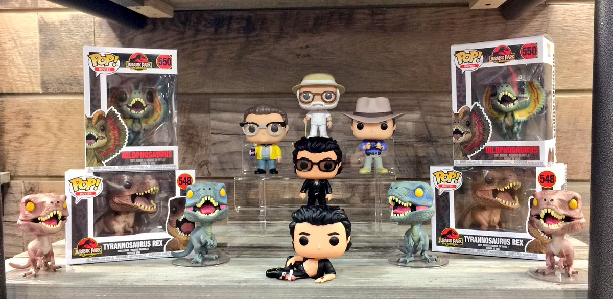 #Goldbluming strikes #FunkoTFNY https://...