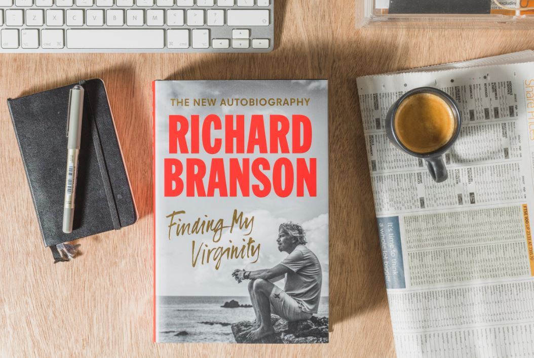 Win a copy of #FindingMyVirginity: