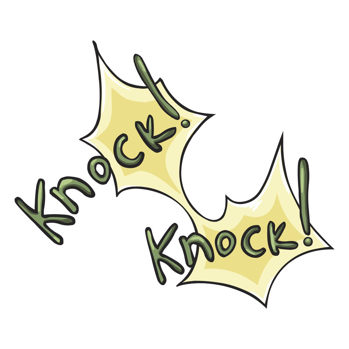 Perfect #funnyoftheday   Knock, Knock. Whou0027s There? Avenue. Avenue Who? Avenue  Knocked On This Door Before?pic.twitter.com/g7mcQWHEQ4