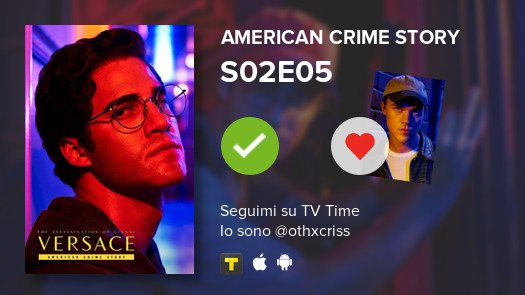 I've just watched episode S02E05 of Amer...