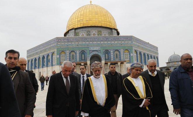 #Palestinians hope #Omani visit boosts #Jerusalem tourism https://t.co/7cK7LJ0uAQ