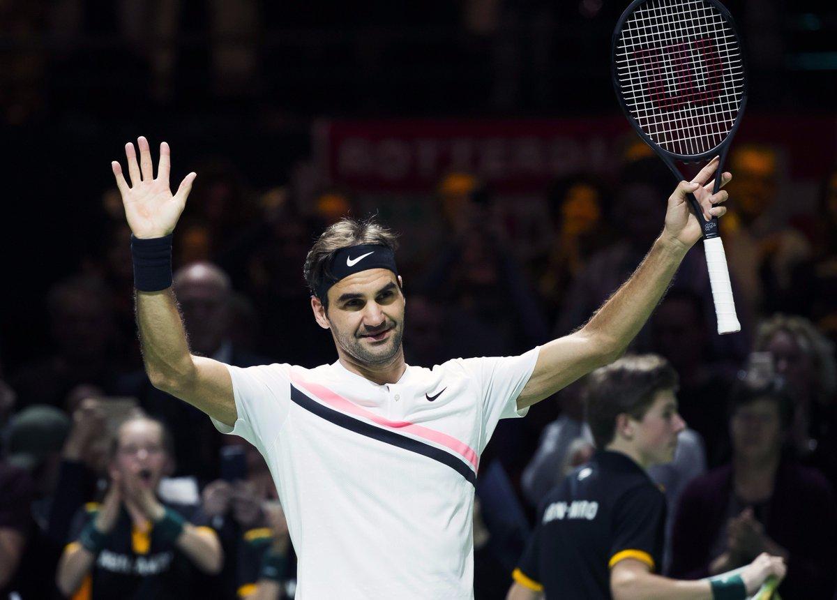 """test Twitter Media - #Tennis : Roger Federer, devient le plus """"vieux"""" N.1 mondial de l'histoire https://t.co/xSzbqactHG https://t.co/MhTRg6H62u"""