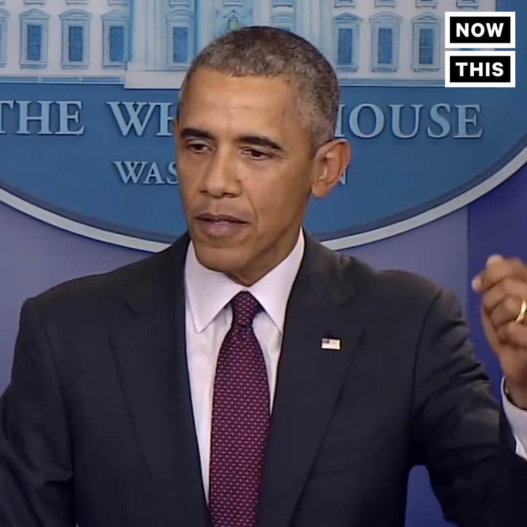 Remember what it was like to have a president respond to a mass shooting like this?