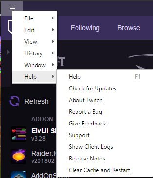 Twitch Support on Twitter: \