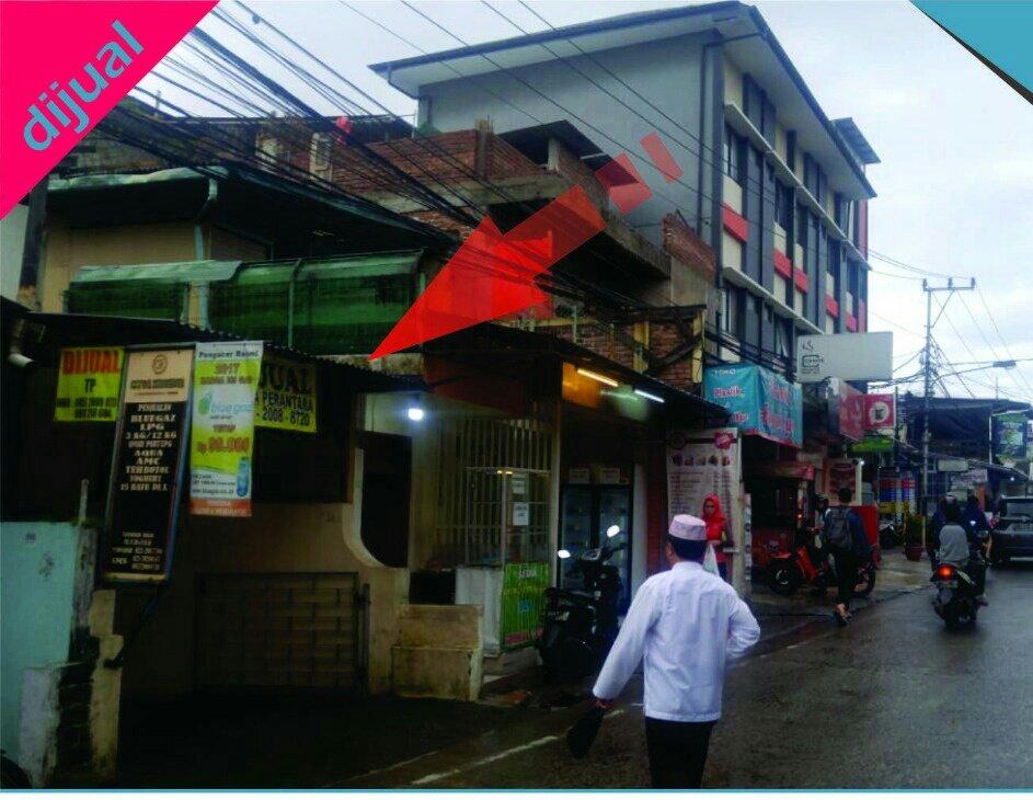 Daerah Ramai Apaun Bisnis Luas Tanah Bangunan Milyar Rumahbandung Rumahkios Tempatusaha Gegerkalong