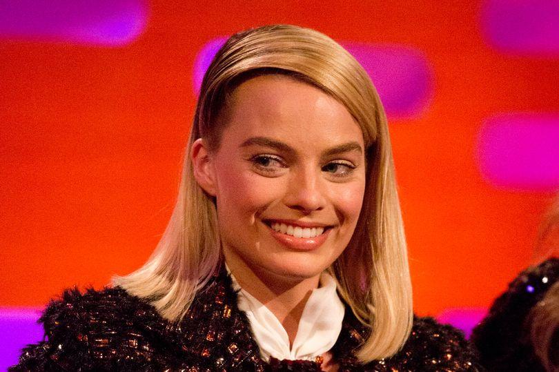 Hollywood star Margot Robbie says film w...