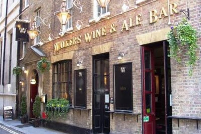 Young Tory women in pub scuffle after on...