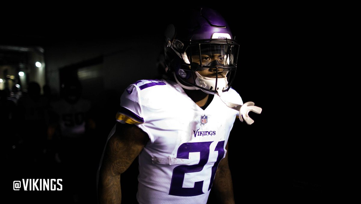 Pending #Vikings free agents are a topic...