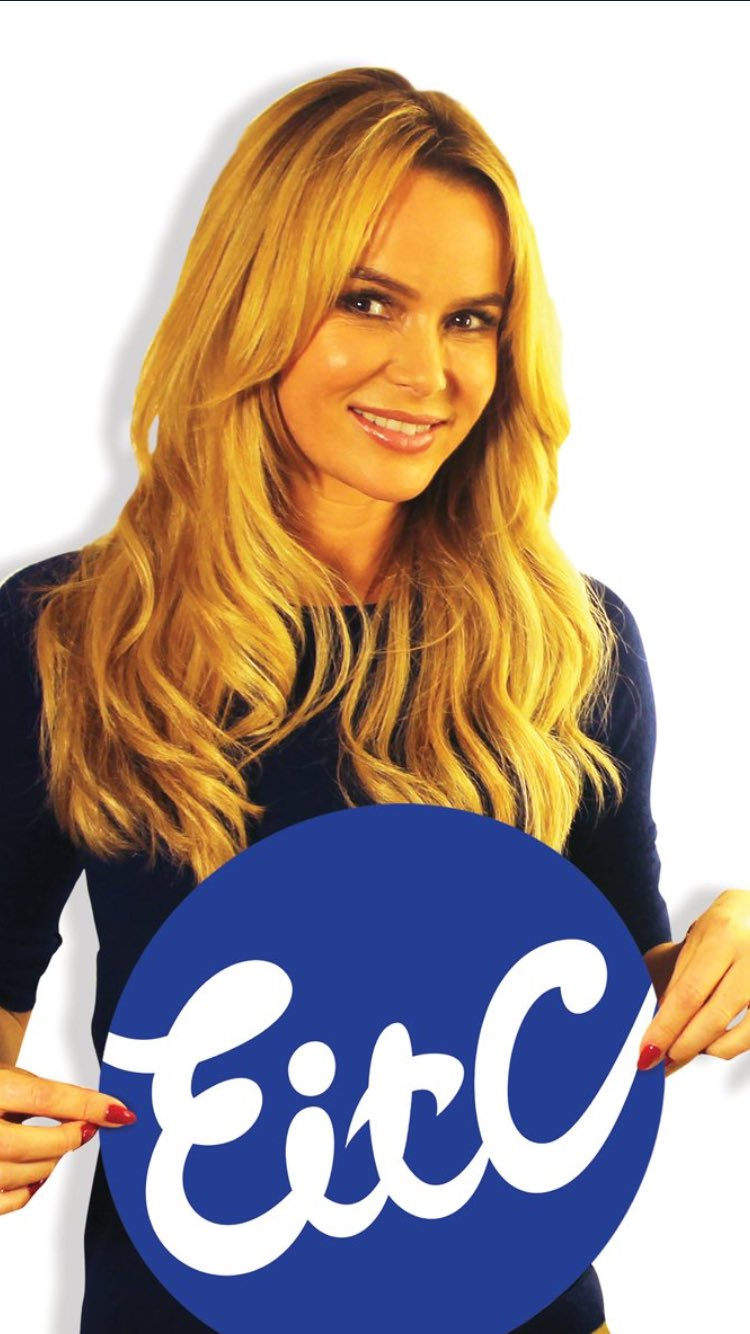 Happy Birthday to the very sexy, huge Everton supporter Amanda Holden