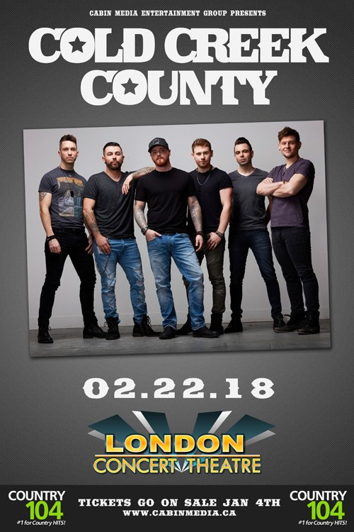 Hey y'all you can win tix to our show next Thursday at @CowboysRanch in London, by tuning in to @Country104 tonight!! #country104 #giveaway #partay #love