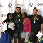 Congrats to the winners of the #California #LifeSmarts competition, College Bridge Academy Watts!