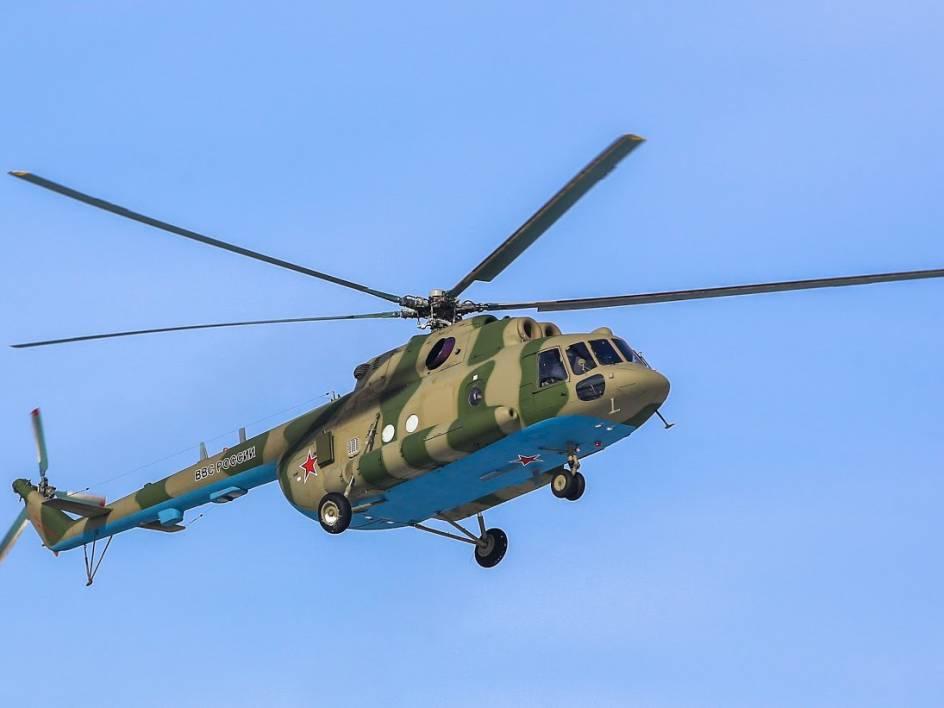 Mi-8/17, Μi-38, Mi-26: News - Page 9 DWMTAa3W4AISiFJ