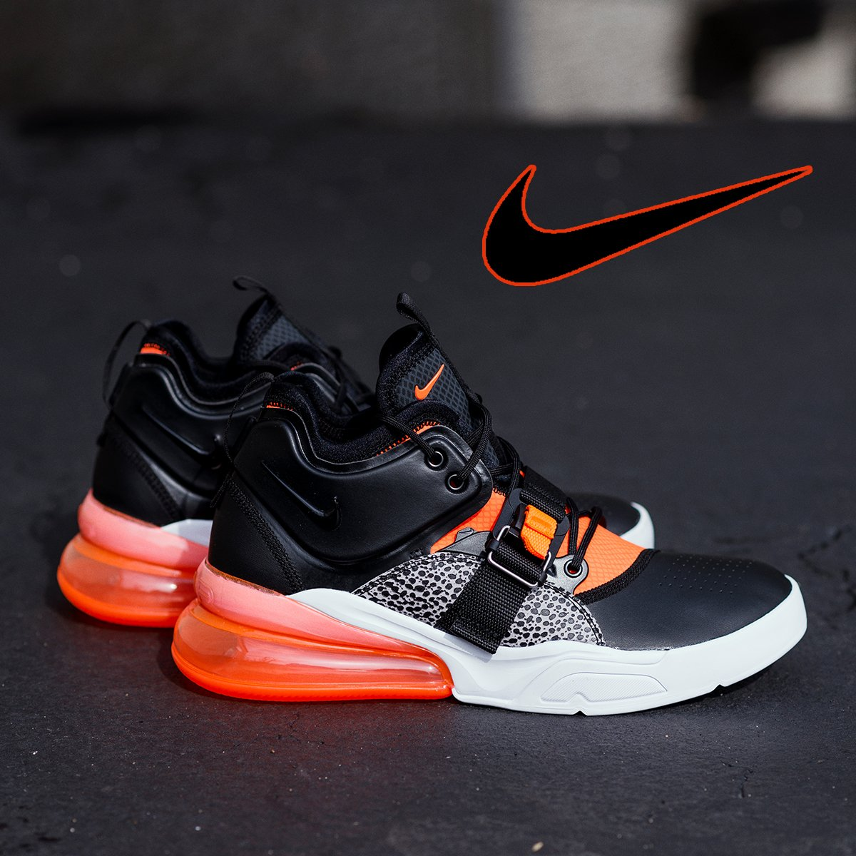 FirstLook at the Nike Air Force 270
