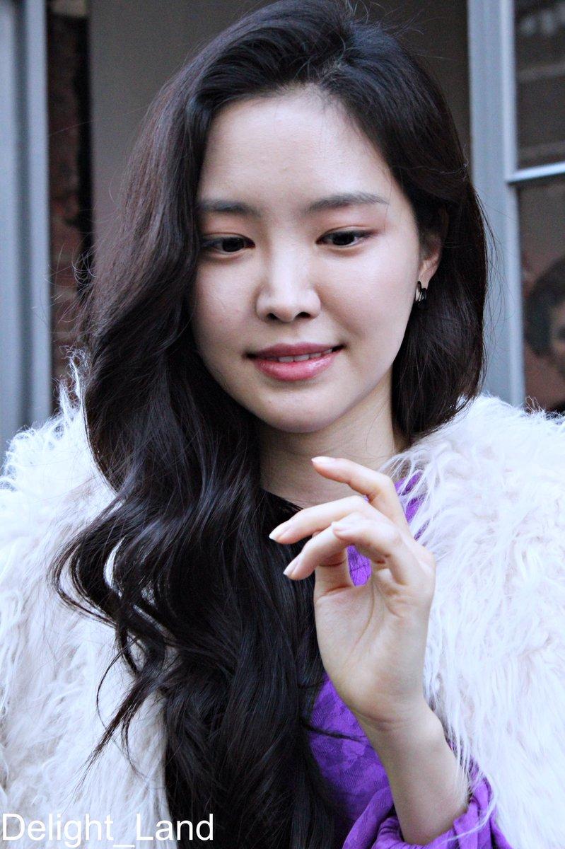 Foto Naeun Apink 2018 - Info Korea 4 You