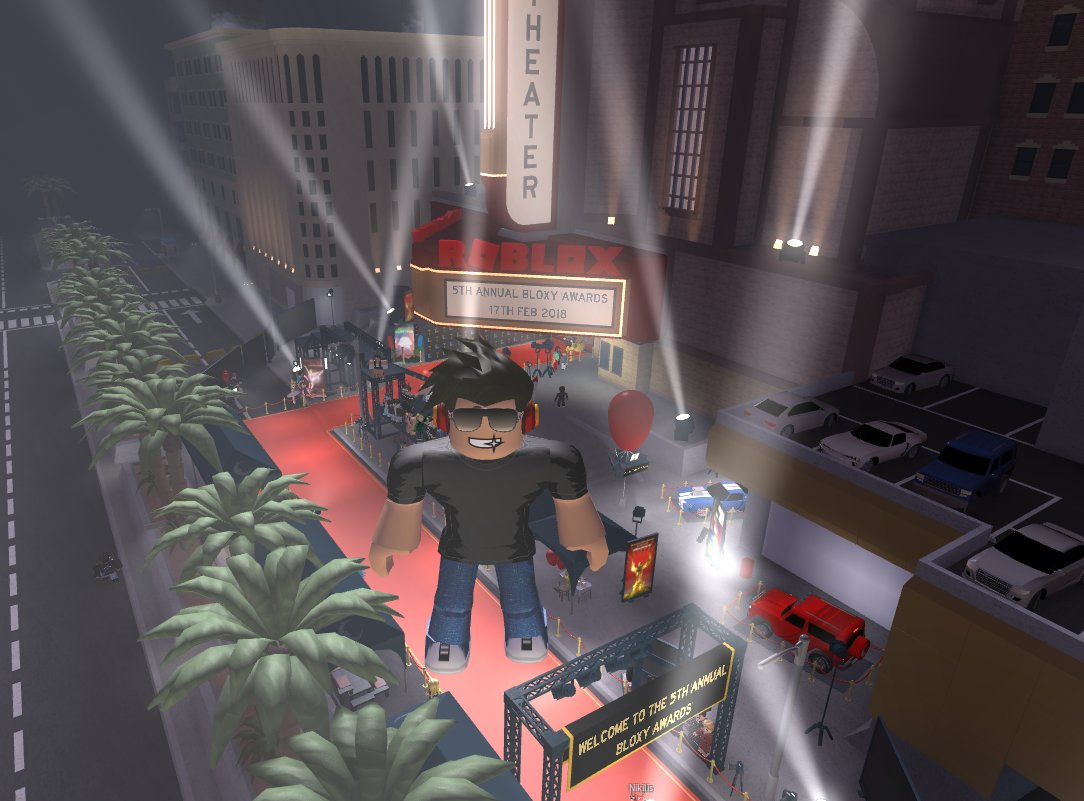 Perspective. #BloxyAwards