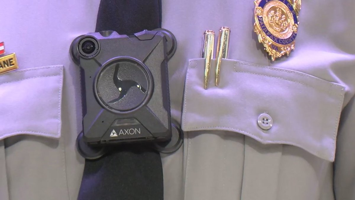 Fairfax County Police to begin wearing body cameras; @AmericanU will study pilot program   @ABC7TimBarber @fairfaxpolice https://t.co/3wCfAkTRyh