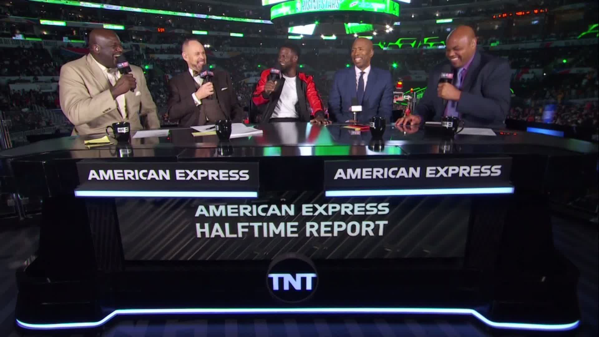 'I can't do it anymore. I achieved greatness!'  @KevinHart4real on why he's done with the Celebrity Game �� https://t.co/7mx9AC2WUZ