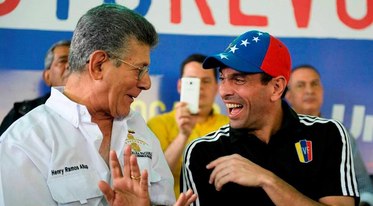 AFP - Dictadura de Nicolas Maduro - Página 33 DWNL2xkW0AA12RN