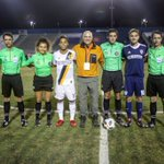Soccer enthusiast and @SBCSAR  volunteer, Mark Hall, had the honor of doing the ceremonial coin toss last night at the LA Galaxy vs. Fresno FC pre-season exhibition game at Harder Stadium. Thank you @LAGalaxy for honoring our first responders. 🙌🏽⚽️ #sbsheriff #firstresponders