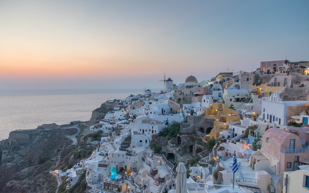 A Day Trip to Santorini from Naxos https...