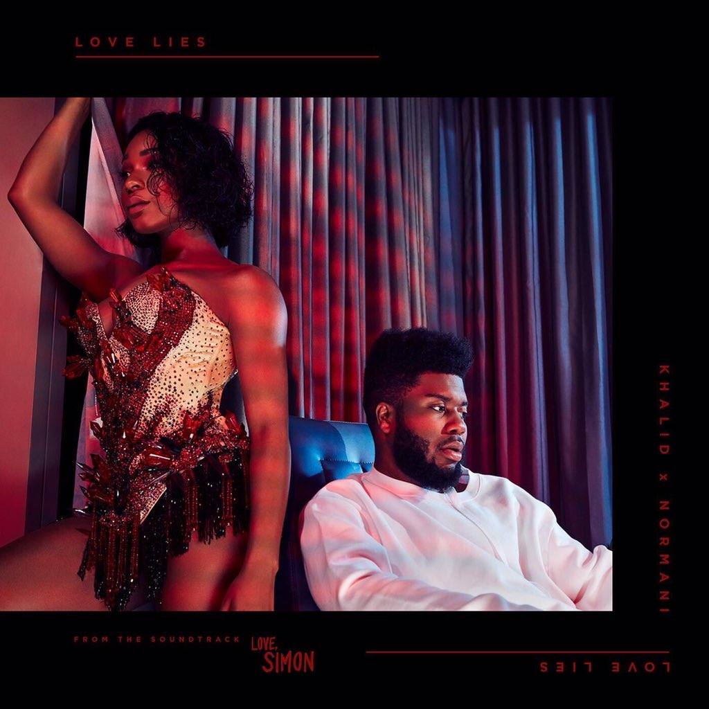 "Khalid's and Normani's ""Love Lies"" has e..."