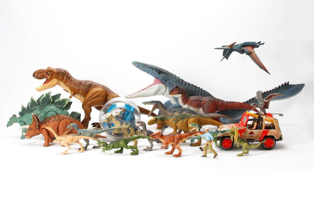 Figuras de Jurassic World DWNVJRiWkAArKwO