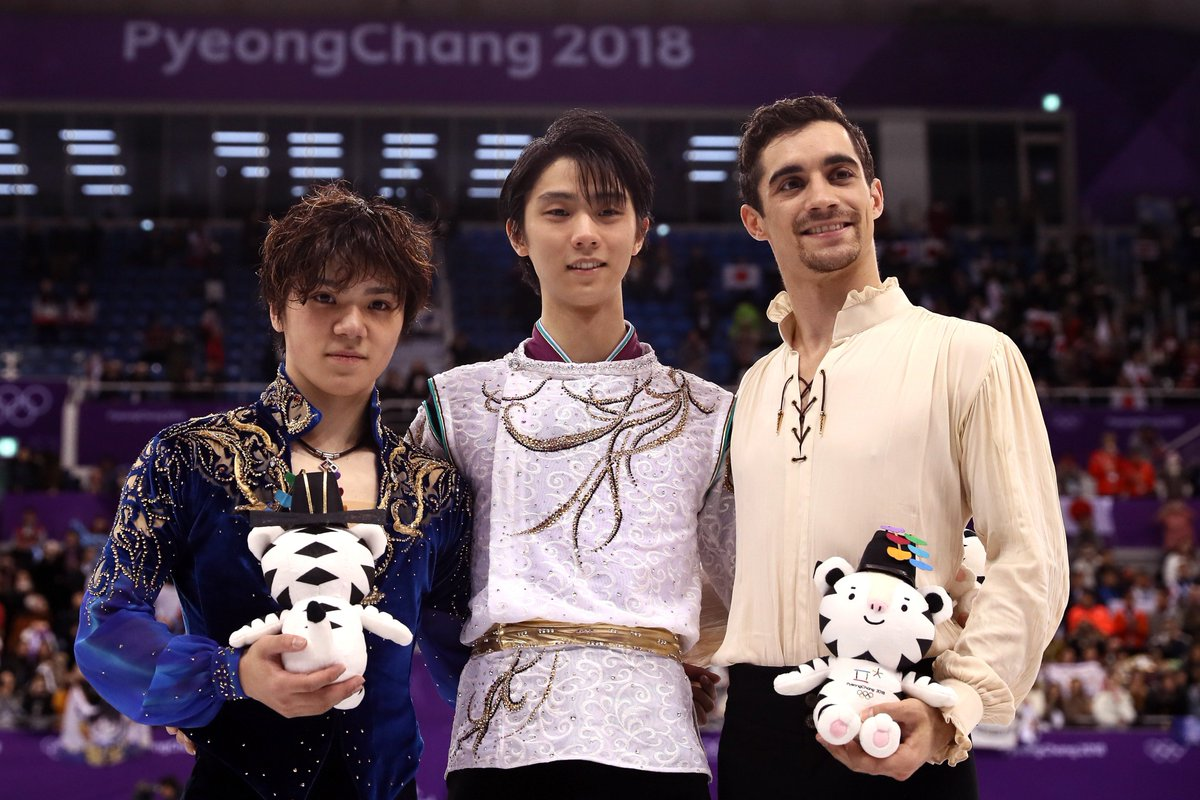 This is the 1000th medal event in #WinterOlympics history! 👏👏👏 Congratulations to the athletes! #JPN #ESP #Olympics