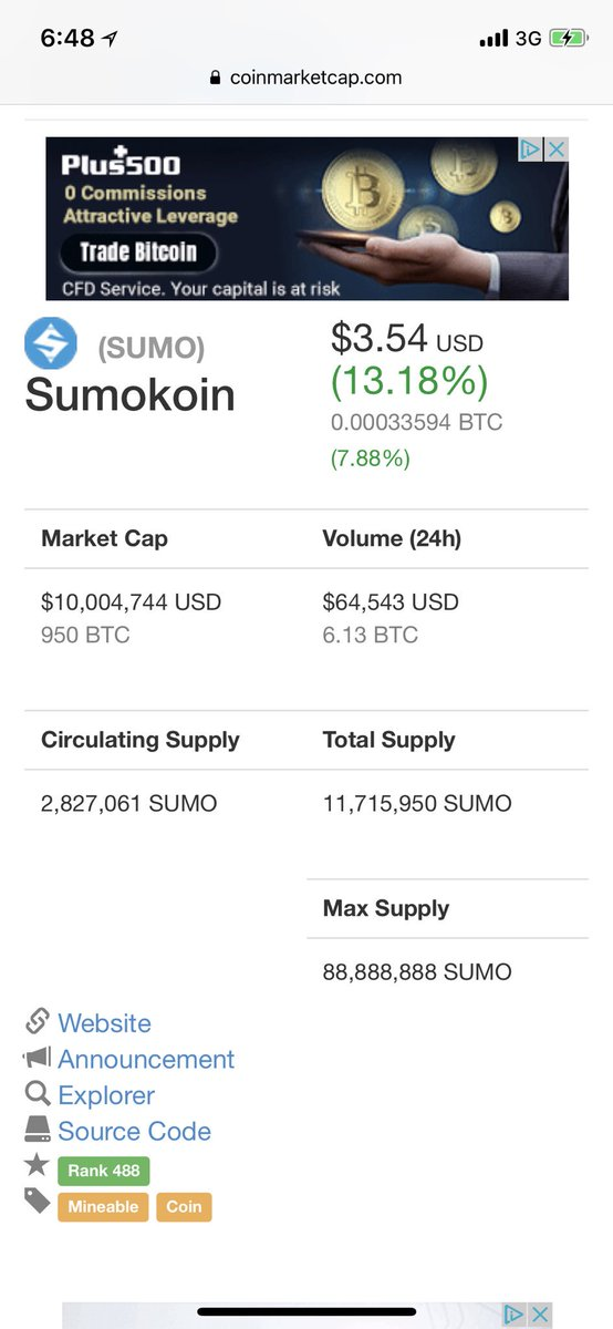 @sumokoin @Sumokoin_tweet look at this! Up 13% and room to grow!