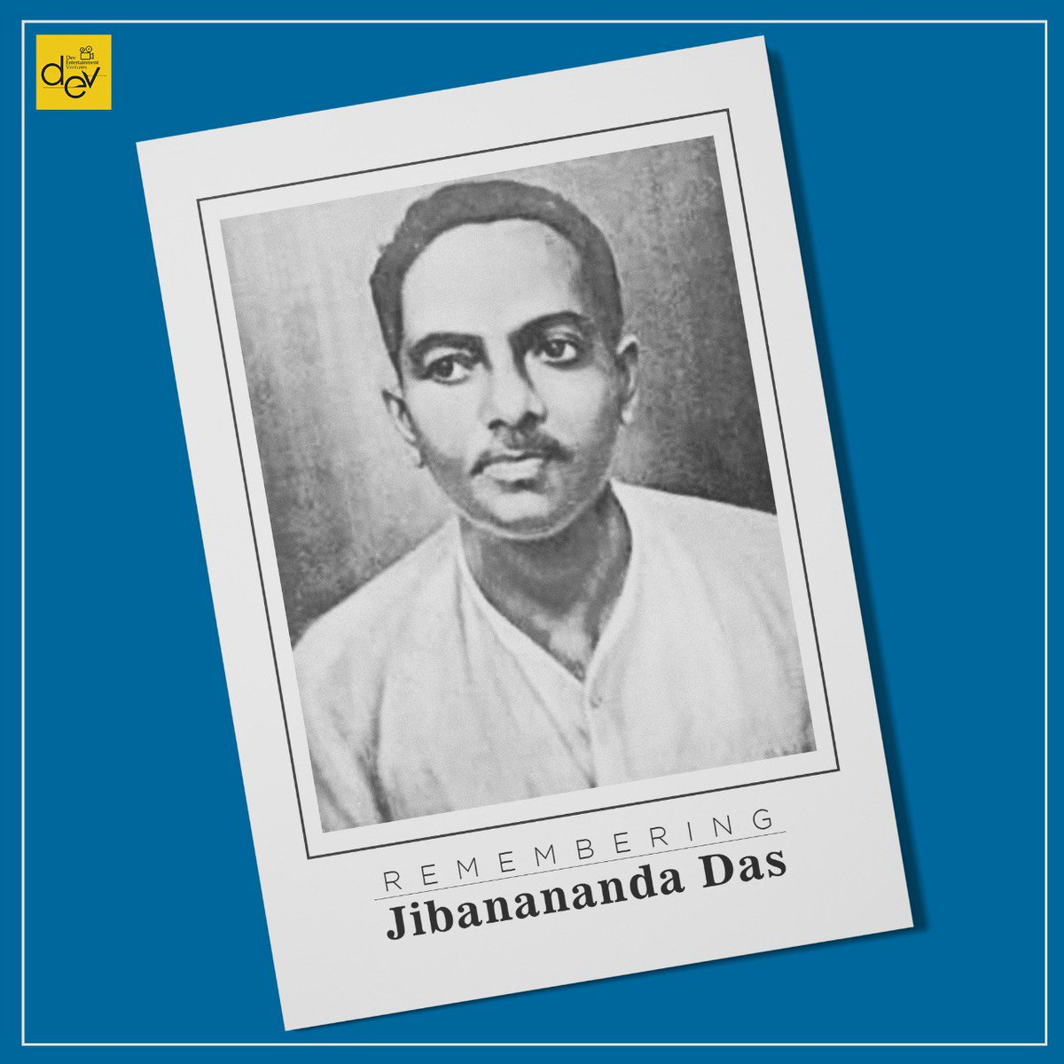 Remembering Legendary Bengali Poet, Writer and Novelist Jibananda Das on his 119th Birth Anniversary. His creations will remain in our heart forever. � #JibanandaDas