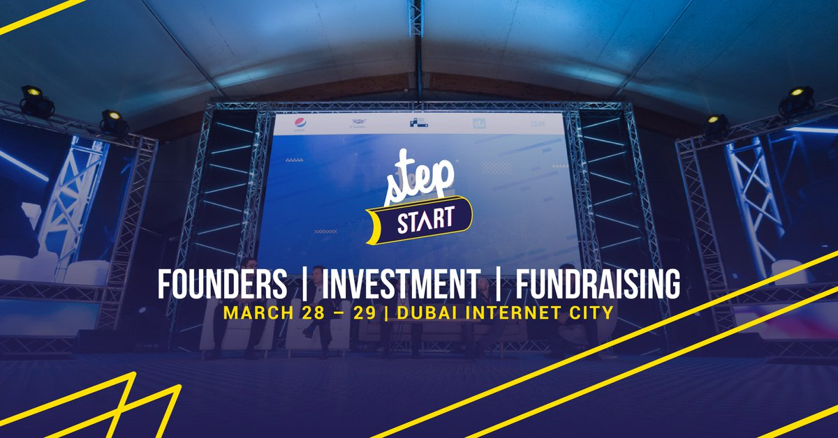 250+ startups, entrepreneurs, investors, and VCs under one roof. STEP Start https://t.co/KI47sXC6S5 is happening on 28-29 March at @Step Conference.#Startup #STEP2018 #Entrepreneur #StartupAccelerator #Incubator https://t.co/sQKInqLwp6